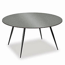 "Alumicast Round Breakroom Table - 42"", ERC-TS30442AL"