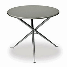 "Alumicast Round Breakroom Table - 36"", ERC-TS30536AL"