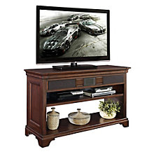Belcourt TV Stand with Built-In Surround Sound, ERE-01208