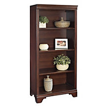 "Belcourt Four Shelf Bookcase - 55""H x 25.5""W, ERE-11202"
