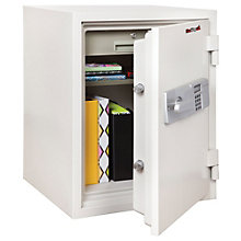 Two Hour Fireproof 2.56 Cubic Ft Safe, 8802052