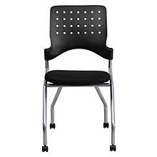 Galaxy Armless Nesting Chair in Fabric, 8803179