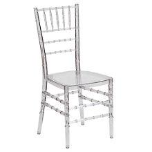 Chiavari Clear Polycarbonate Chair, 8803184