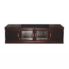 "Traditional TV Console - 80""W, FOD-4138-T"
