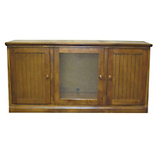 Cottage TV Credenza with Doors, 8802144