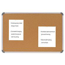 "Cintra Natural Corkboard - 96"" x 48"", GHE-CTSK48"