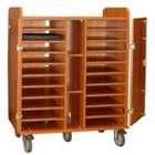 Laptop Cart 20 Unit, WWF-L20CH