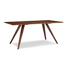 "Currant Solid Bamboo Table Desk - 60""W, 8806942"