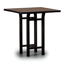 Tulip Solid Bamboo Counter Height Table, 8806922