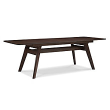 Currant Solid Bamboo Extendable Conference Table, 8806928