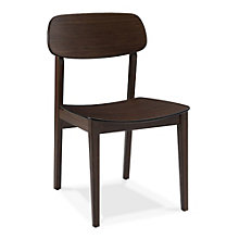 Currant Solid Bamboo Armless Chair, 8806930