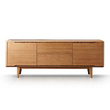 Currant Solid Bamboo Storage Credenza, 8806931