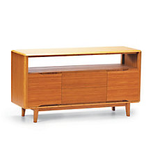 Currant Solid Bamboo Media Unit, 8806933