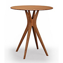 Mimosa Solid Bamboo Bar Height Table, 8806964
