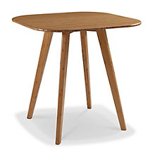 Currant Solid Bamboo Counter Height Table, 8806952