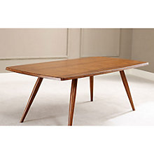 "Ceres Solid Bamboo Coffee Table - 48""W, 8806978"