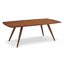 "Ceres Solid Bamboo Coffee Table - 54""W, 8806979"