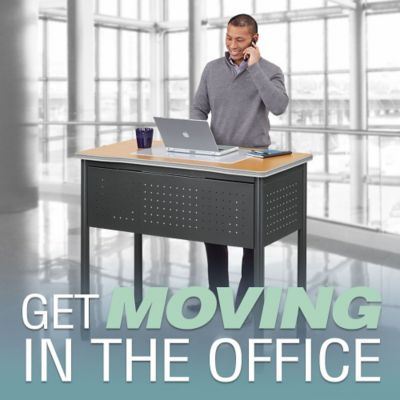 Get Moving in the Office