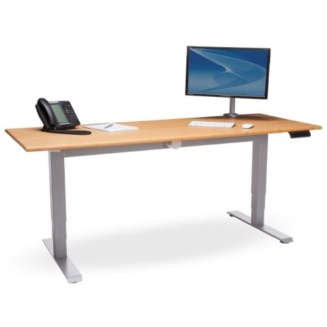 Versa Series Adjustable Height Desk 60