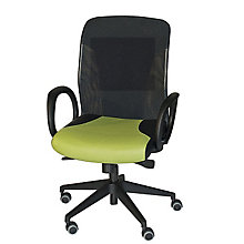 Cirrus Mid Back Chair - Fixed Arms, HIG-788