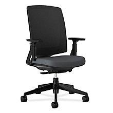 HON Lota Mesh Mid-Back Chair in Black Frame, HNC-10826