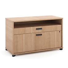 "Manage Two Drawer Lateral File with Storage - 36""W, 8802355"