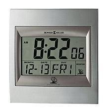 Techtime II Alarm Clock, HOM-625-236