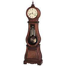 "Arendal Finial 89.75""H Standing Clock, 8801565"