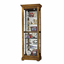 Display Cabinet with Mirrored Back, HOM-680-469