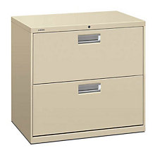 "2 Drawer 30"" Wide HD File, HON-672L"
