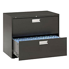 "2 Drawer 36"" Wide HD File, HON-682L"
