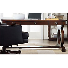"Kinsey Contemporary Writing Desk - 60""W, HOO-11102"