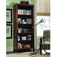 "Danforth Five-Shelf Open Bookcase - 78""H, HOO-11110"