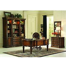 Beladora Three-Piece Traditional Office Set, HOO-11122