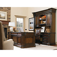 European Renaissance II Traditional Executive Office Set with Chair, 8802624