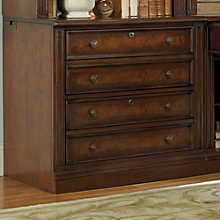 "European Renaissance II Two-Drawer Lateral File - 32""W, 8802240"