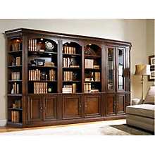 "European Renaissance II Traditional European Library Wall Set - 88""H, 8802267"