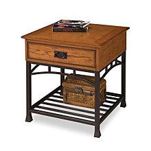 Modern Craftsman End Table, HOT-5050-20