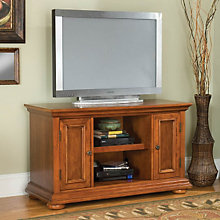 Homestead Warm Oak TV Stand, HOT-5527-09