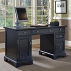 Ebony Finish Computer Desk, HOT-5531-18