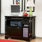 Bedford Ebony Computer Cart, HOT-5531-19