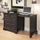 Bedford Black Expandable Desk, HOT-5531-93