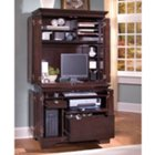 Windsor Computer Armoire, HOT-5541-190