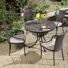 Stone Harbor Five Piece Outdoor Dining Set, HOT-5601-3080