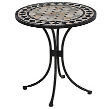 Outdoor Marble Bistro Table, HOT-5605-34