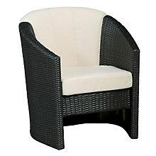 Barrel Accent Chair, HOT-10230