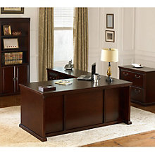 Kathy Ireland Huntington Club Three Piece Office Set, 8804550