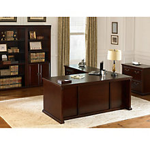 Kathy Ireland Huntington Club Four Piece Office Suite, 8804548