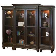 "Hartford Bookcase- 97""W x 78""H, 8803698"