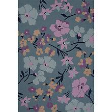 "Brio Wild Floral Print Area Rug - 90""W x 114""D, 8805090"